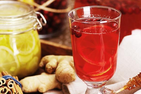 Чай с имбирем для похудания