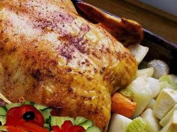 Как приготовить курицу в пароварке