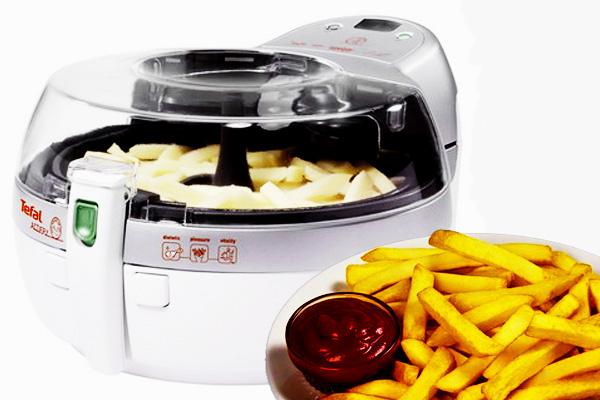 Картошка фри на современной кухне