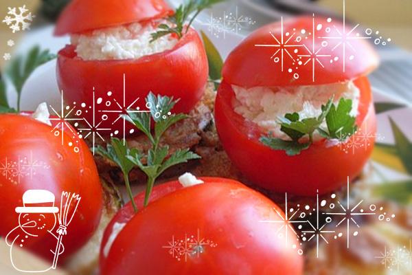 Новогоднее блюдо к столу в 2014 году