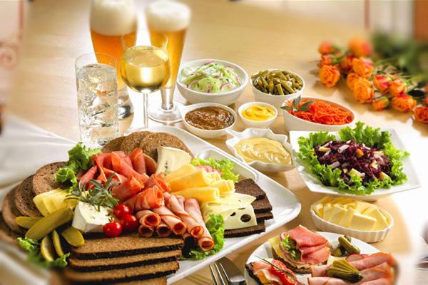 рецепты сбалансированного питания для похудения для мужчин