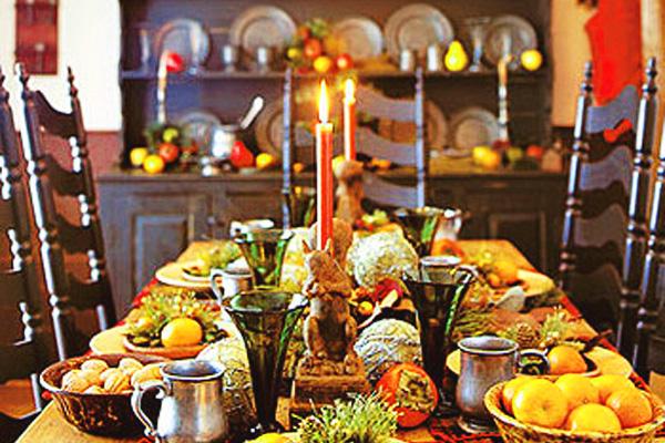 Блюда на др дома