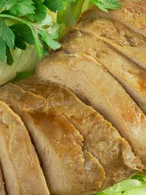Говядина в пароварке - маринованное мясо на пару