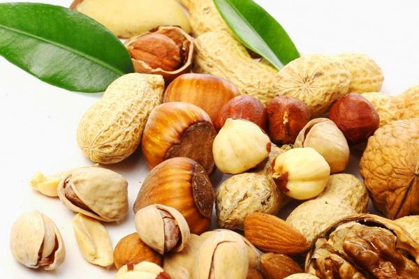 Орехи, как источники энергии для мужчин