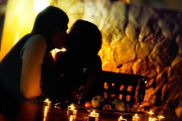 Как сделать романтический вечер дома с фото