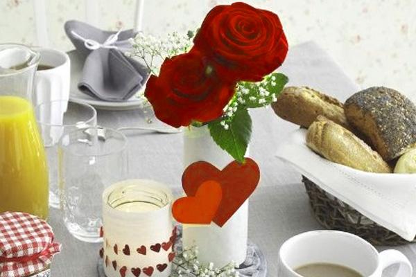 Что нужно для романтического ужина