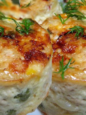 Базовый рецепт суфле из курицы в духовке