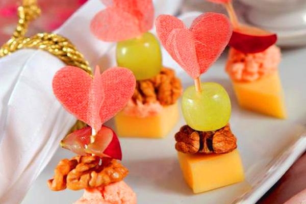 Идеи легкого романтического ужина