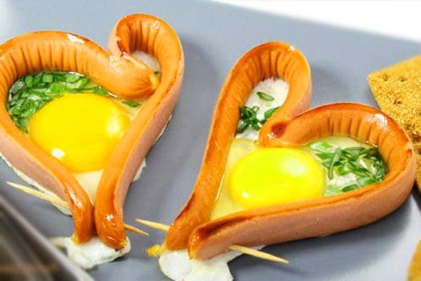 Идеи романтического завтрака