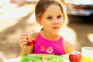 Фруктовые блюда для детей