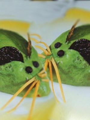 Делаем блюдо из авокадо для детей
