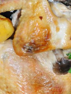 рецепты курица с грибами вешенками