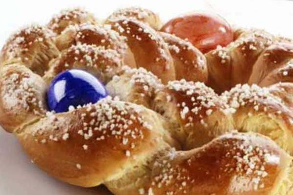 Рецепт пасхального хлеба