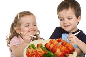 Блюда из курицы для детей
