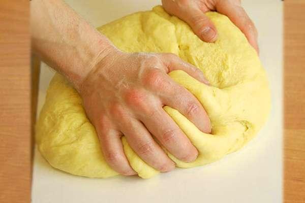 Тесто для кулича пошаговый рецепт с