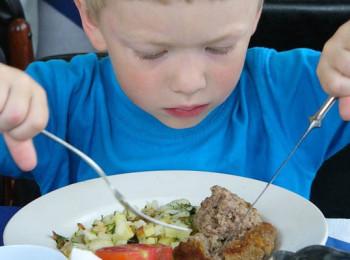 Блюда из фарша для детей