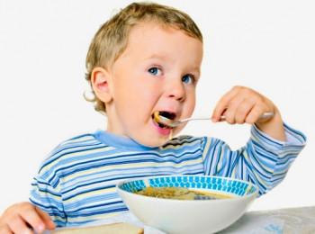 Первые блюда для детей