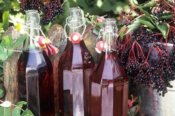Разлив домашнего вина