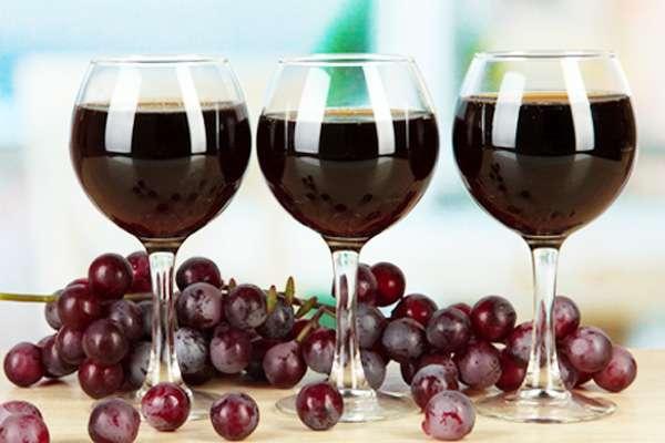 Домашнее вино разных видов