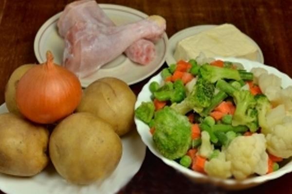 Блюда из картошки в микроволновке быстро и вкусно рецепты