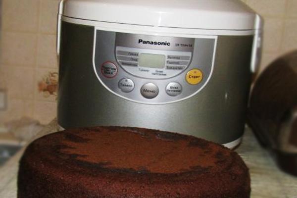 Сколько выпекается бисквит