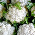 Как заморозить цветную капусту