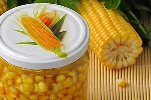 Кукуруза консервированная в домашних условиях