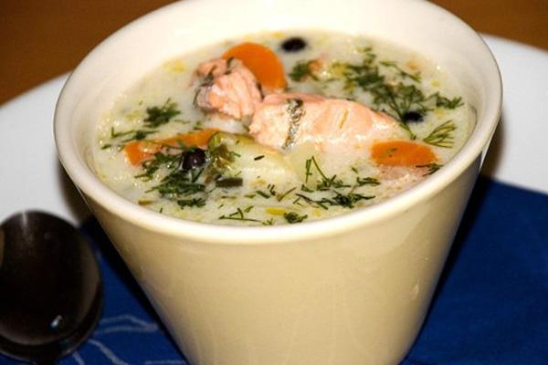 Сливочный суп рецепт с фото