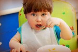 Завтрак для детей 2 лет
