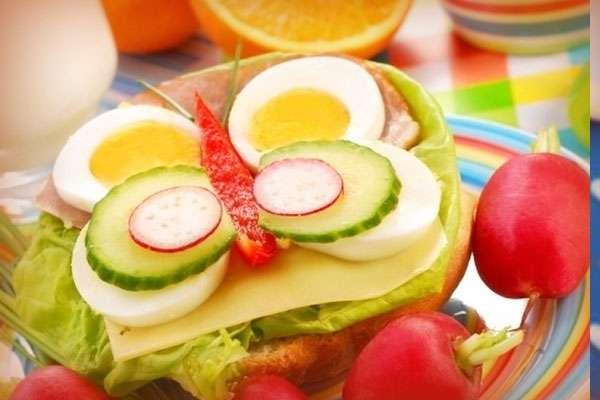 Вкусный завтрак ребенку 27
