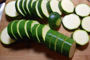 Блюда из кабачка для детей