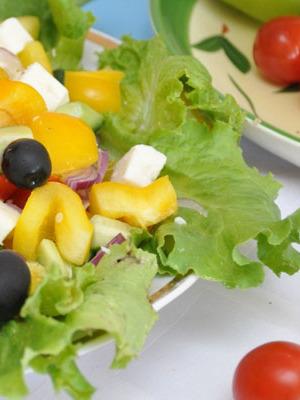 пошаговый рецепт классического греческого салата