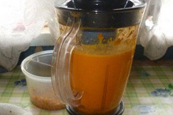 Облепиховый сок: рецепт через соковыжималку