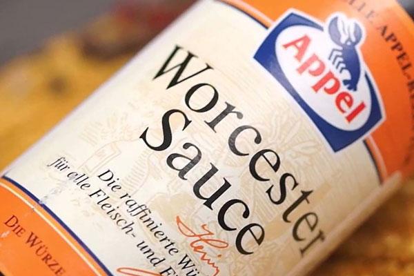 Как появился вустерский соус