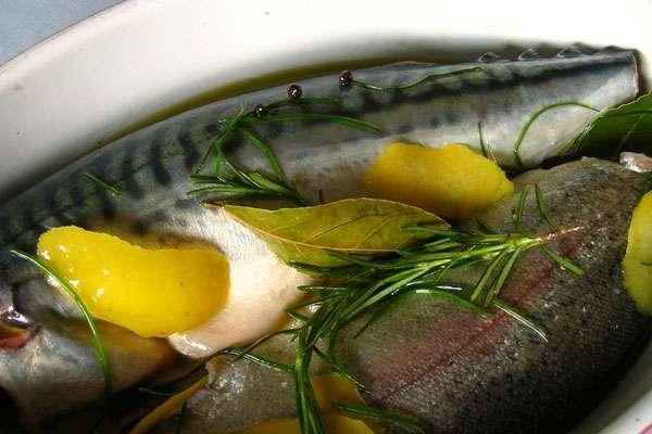 Скумбрия маринованная - лучшие рецепты