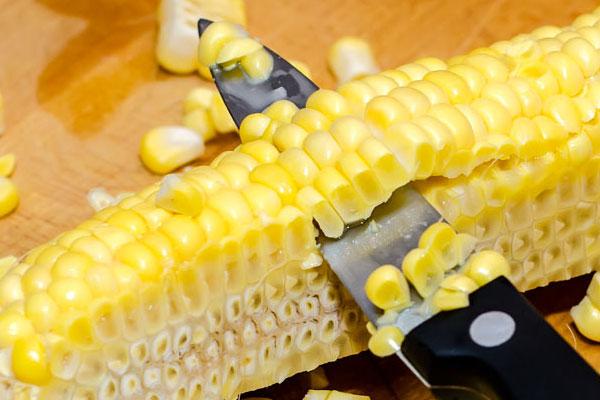кукуруза рецепты приготовление с фото