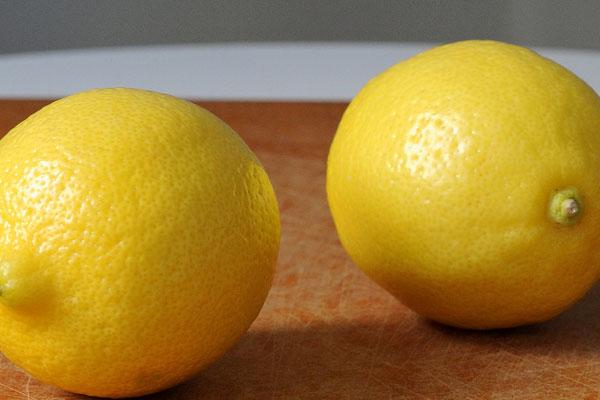 Как сделать лимонную цедру в домашних условиях