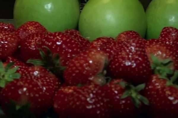 Продукты для фруктового букета