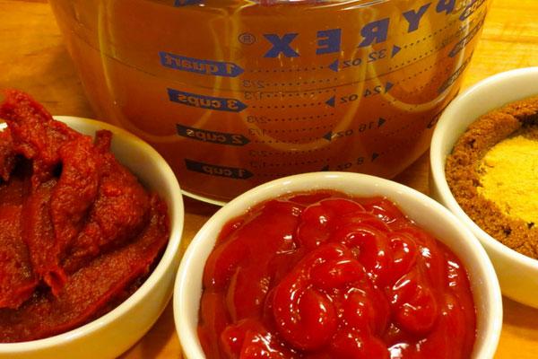 Как сделать кисло-сладкий соус по-китайски