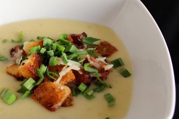 Крем-суп из судака