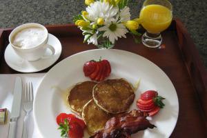 Завтрак на день рождения