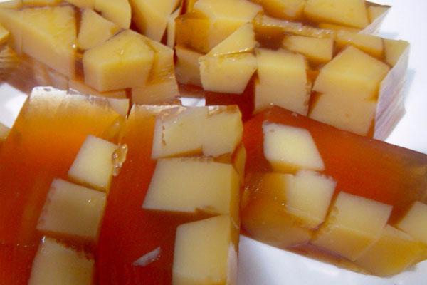 Как сделать яблочный желе