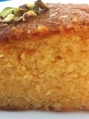 Нежный бисквит на кефире