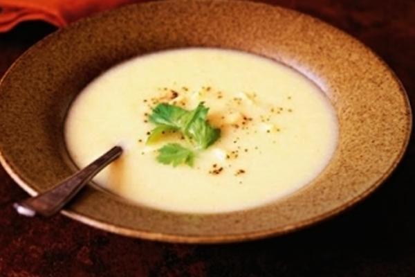 Крем-суп из рыбы