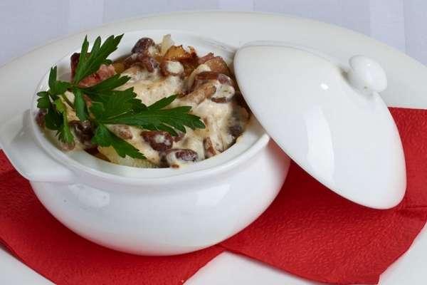 Рецепты приготовления пельмень в горшочках