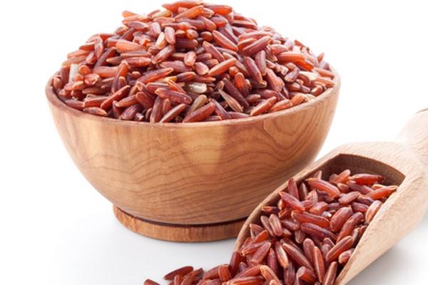 Красный рис полезные свойства