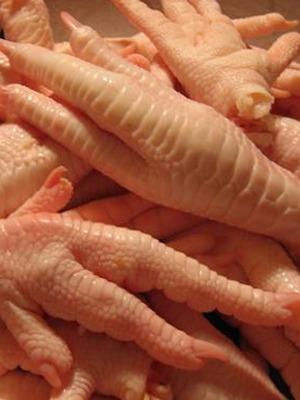 Классический рецепт холодеца из куриных лапок