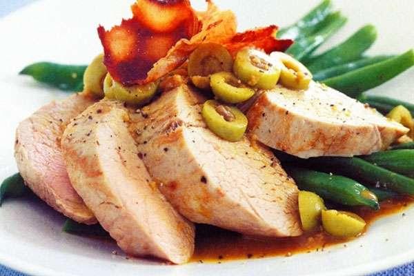 Чего приготовить на обед из свинины