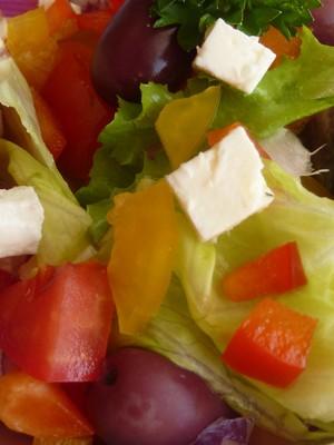 Традиционный греческий салат - классический рецепт