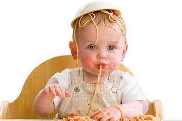 Принципы питания детского меню детям после года